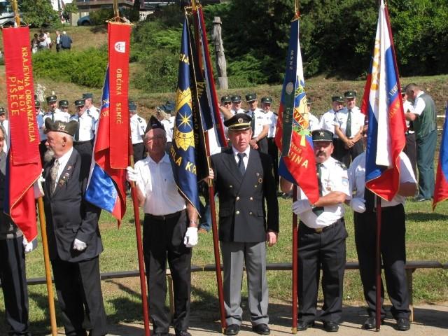 Svečanost v Črnomlju 2009
