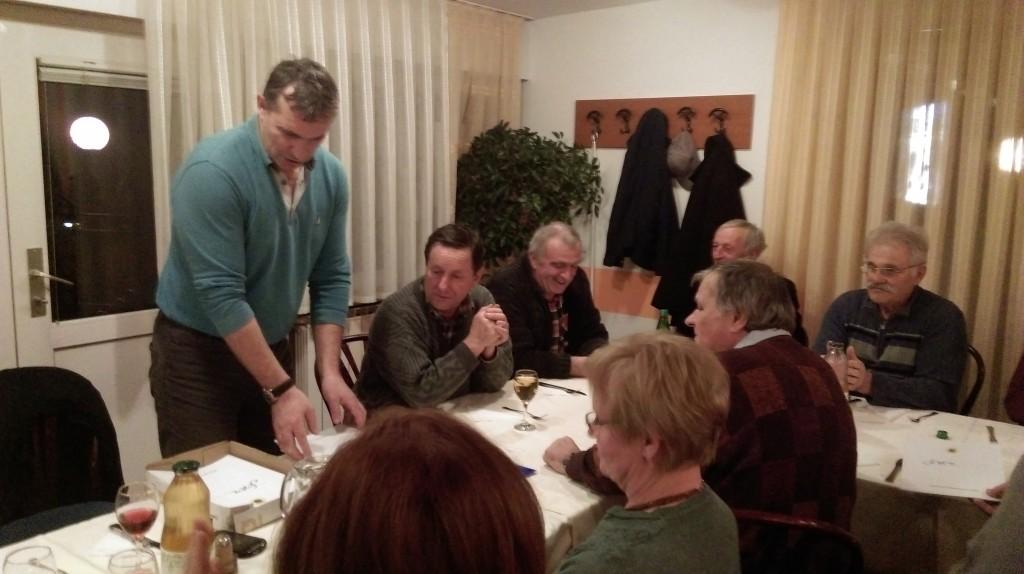 Ponovoletno srečanje odbora Novo mesto