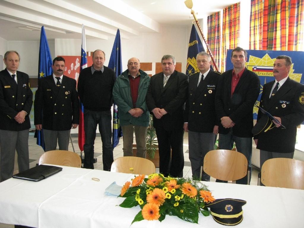 Zbor članov - Februar 2009