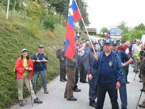 Pohod na Trebelno 2009