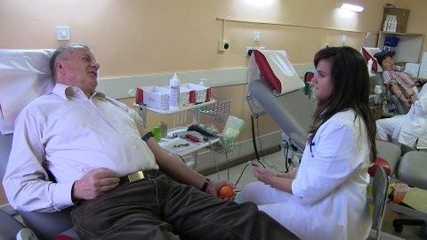 Darovanje krvi 2012
