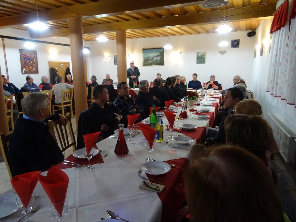 Novoletno srečanje članov odbora Novo mesto