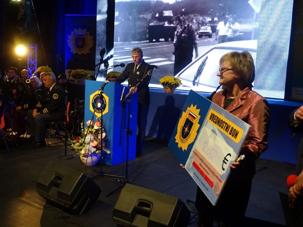 22.11.2019 Dobrodelni koncert Policijsko veteranskega društva Sever Dolenjska in Bela krajina