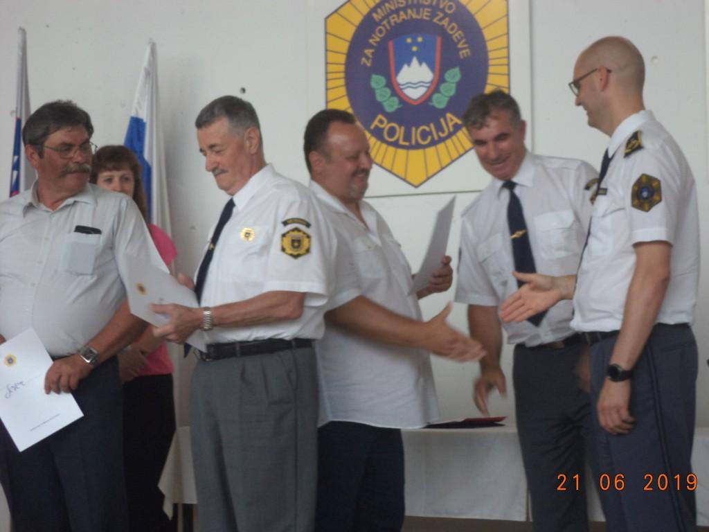 21.06.2019 POLICIJSKA UPRAVA NOVO MESTO PRAZNOVALA DAN POLICIJE
