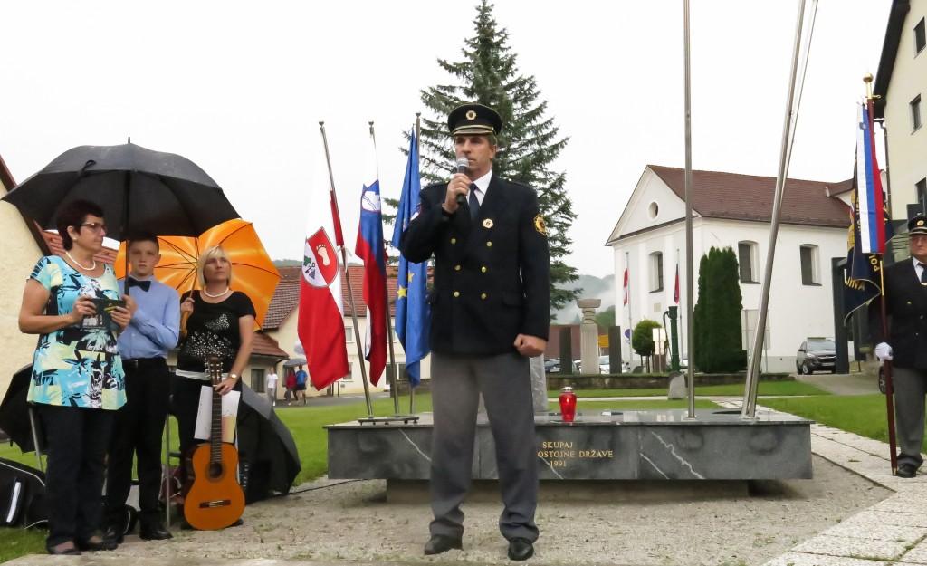 Mokronog - Proslava ob Dnevu državnosti