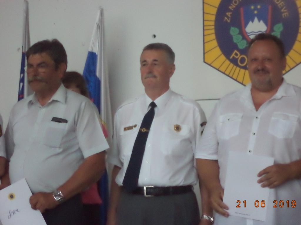 21.06.2019 NA POLICIJSKI UPRAVI NOVO MESTO PRAZNOVALI DAN POLICIJE