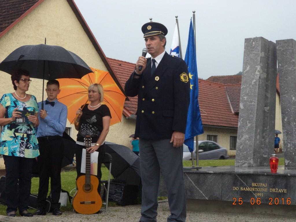 Mokronog - Vabilo na proslavo ob dnevu državnosti