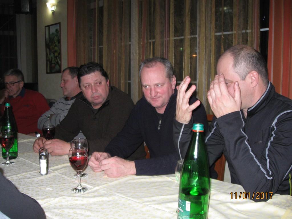 16.01.2019 PONOVOLETNO SREČANJE ČLANOV PVD SEVER DOLENJSKE IN BELE  KRAJINE, PODODBOR  ŠENTJERNEJ